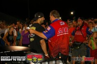 Well ADRL's Brian Olsen has moved to the winner's circle (seen here interviewing XTF winner, Dan Millen) so that means we have officially ended this race weekend.  It's been a great weekend of close racing and new event champions.  ADRL is back on the track in Martin, Michigan July 15 and 16.